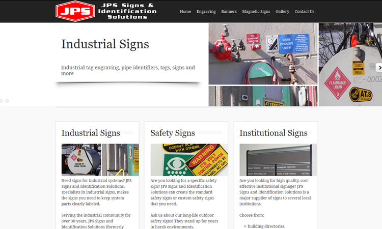 JPS Signs and Identification Systems